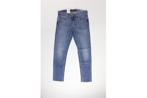 jeans in denim 5 tasche CARELABEL | Jeans | 114BLU