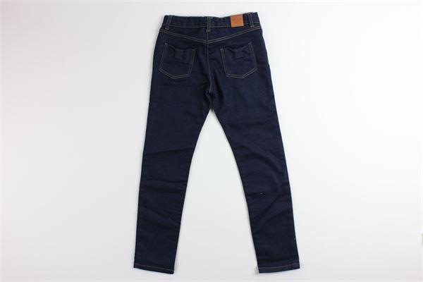 jeans girovita regolabile 5 tasche CARRE'MENT BEAU | Jeans | Y14074BLU