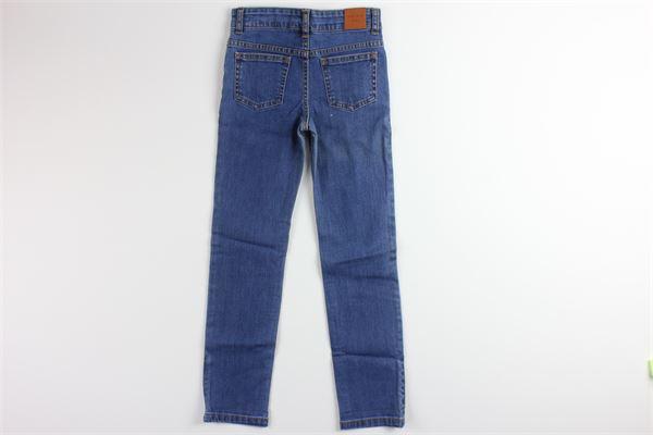 jeans girovita regolabile 5 tasche CARRE'MENT BEAU | Jeans | Y24062BLU