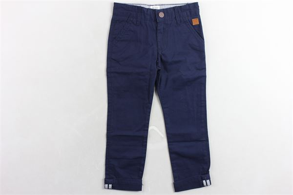 pantalone tasca america CARRE'MENT BEAU | Pantaloni | Y24063BLU