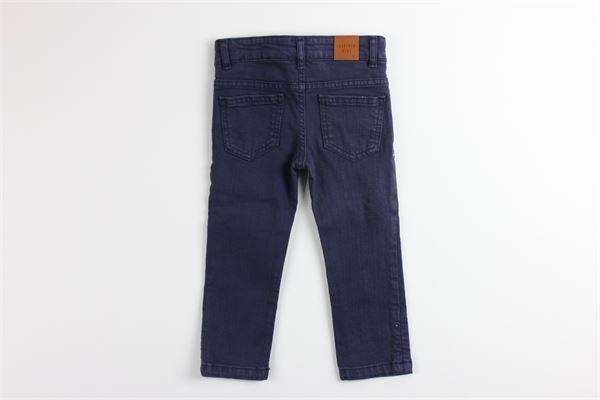 jeans girovita regolabile 5 tasche CARRE'MENT BEAU | Jeans | Y24065BLU