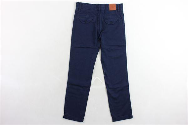 CARRE'MENT BEAU | Trousers | Y24095BLU
