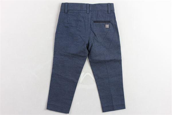 pantalone tasca america CARRE'MENT BEAU | Pantaloni | Y24120BLU