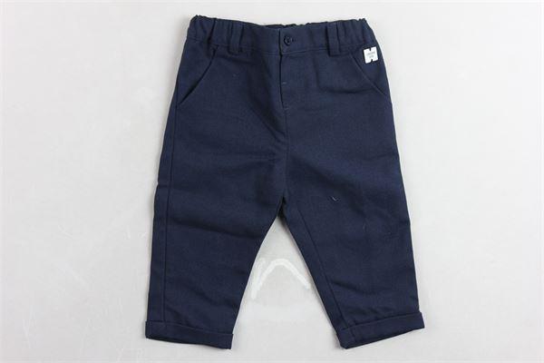 pantalone tasca america CARRE'MENT BEAU | Pantaloni | Y94088BLU