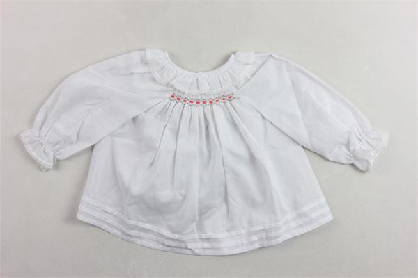 CASILDA Y GIMENA   Shirts   727614143BIANCO