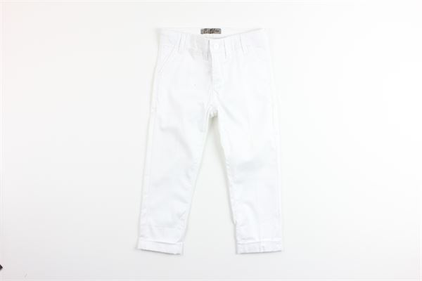 CF12 MILANO | Trousers | AMARILLO2BIANCO