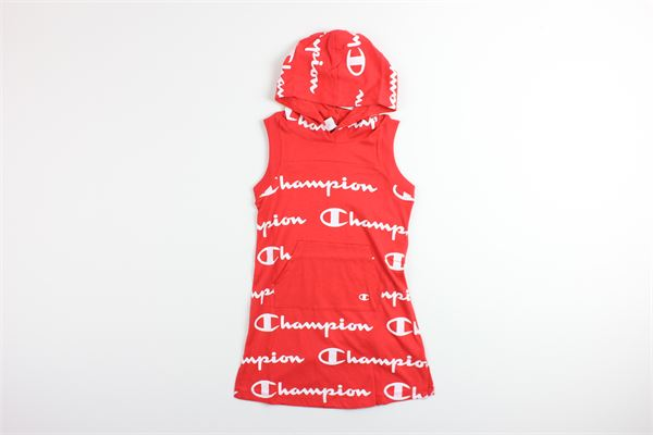 CHAMPION | Dress | 403813ROSSO