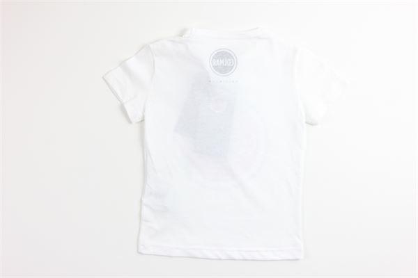 t-shirt tinta unita con stampa COLMAR | T-shirts | 3520BIANCO