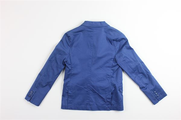 giacca tinta unita DANIELE ALESSANDRINI | Giacche | 35J0617COBALTO