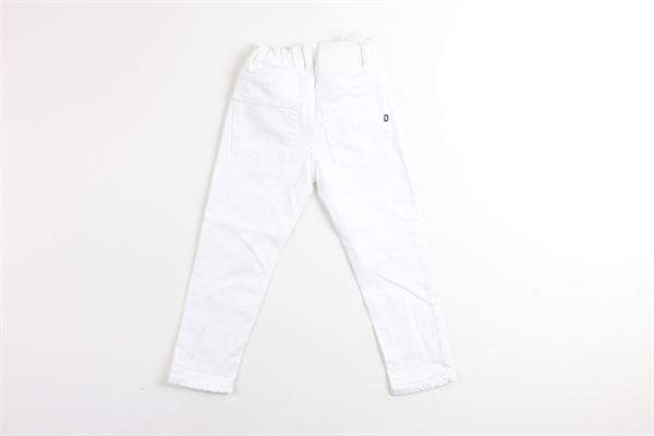 DONDUP | Trousers | BP249BIANCO