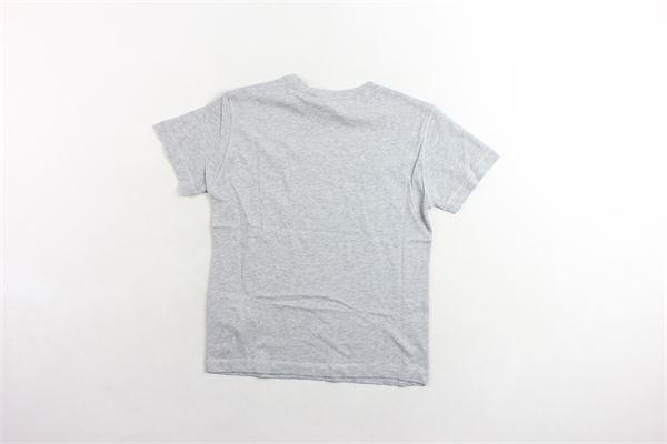 t-shirt mezza manica stampa logo DONDUP | T-shirts | BS116GRIGIO