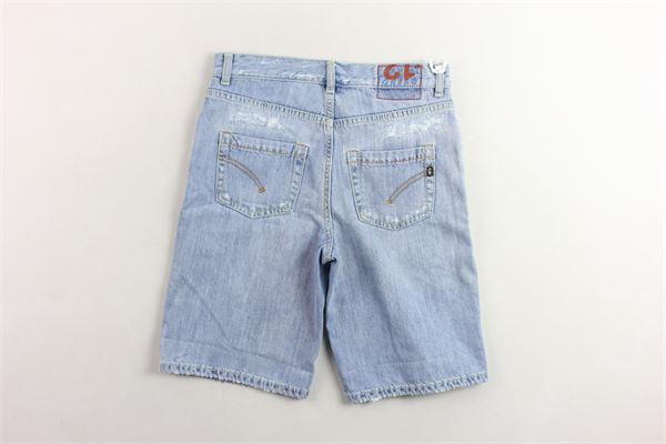 jeans 5 tasche DONDUP | Bermuda | DF159BBLU