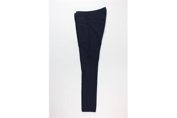 pantalone tinta unita DONDUP | Pantaloni | UP235BLU