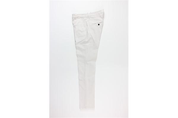 pantalone tinta unita DONDUP | Pantaloni | UP236BEIGE