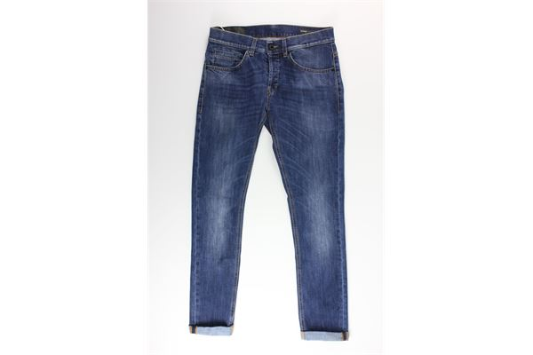 jeans tinta unita 5 tasche DONDUP | Jeans | UP2BLU