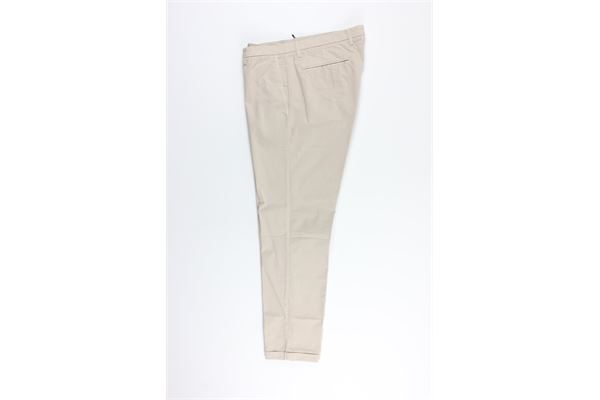DOUBLE EIGHT | Trousers | G241BEIGE