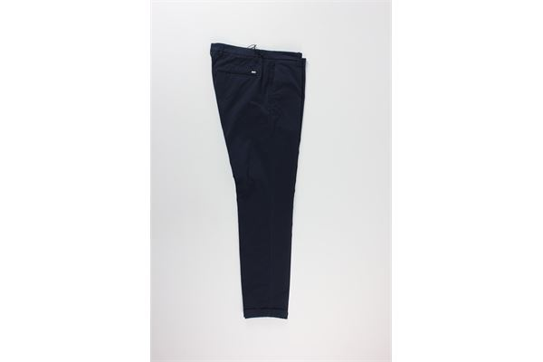 DOUBLE EIGHT | Trousers | G241BLU