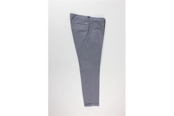 DOUBLE EIGHT | Trousers | G241GRIGIO