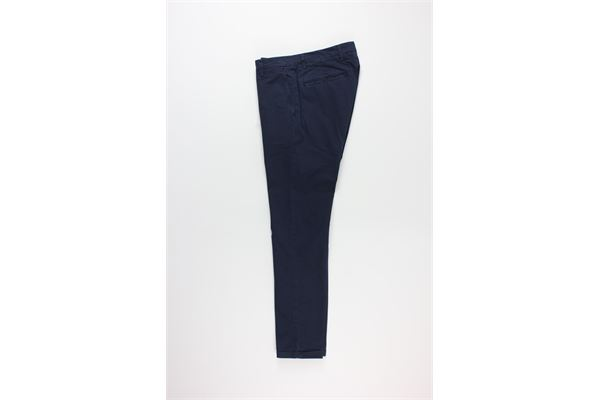 DOUBLE EIGHT | Trousers | G817BLU