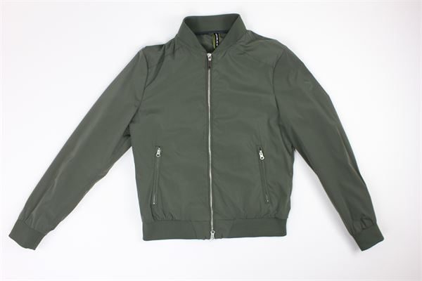 DOUBLE EIGHT | Jackets | P910VERDE MILITARE