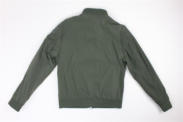 DOUBLE EIGHT | Jackets | P910VERDE MILITARE