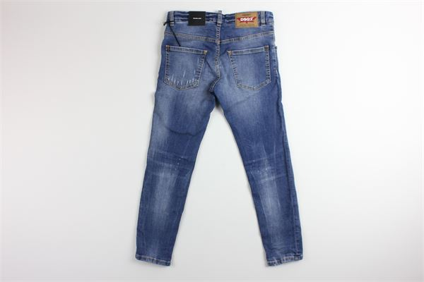 DSQUARED | Jeans | DQ021DBLU