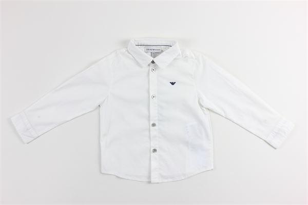 EMPORIO ARMANI | Shirts | 8NHC01BIANCO