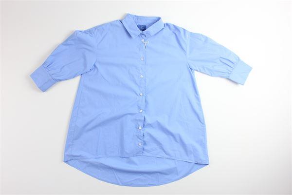 FAY   Shirts   5M5513CELESTE