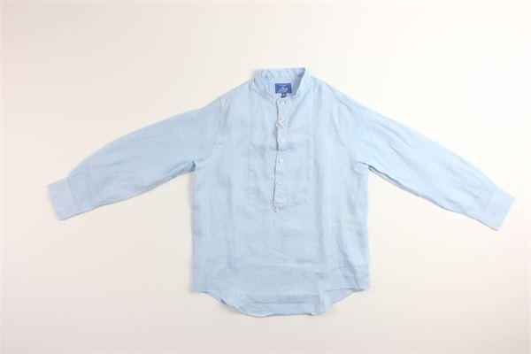 FAY | Shirts | NDHA138742LCELESTE