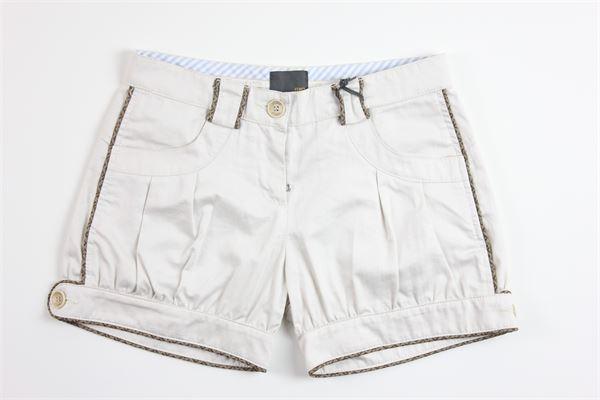 FENDI | Shorts | Y46406Y0815BEIGE