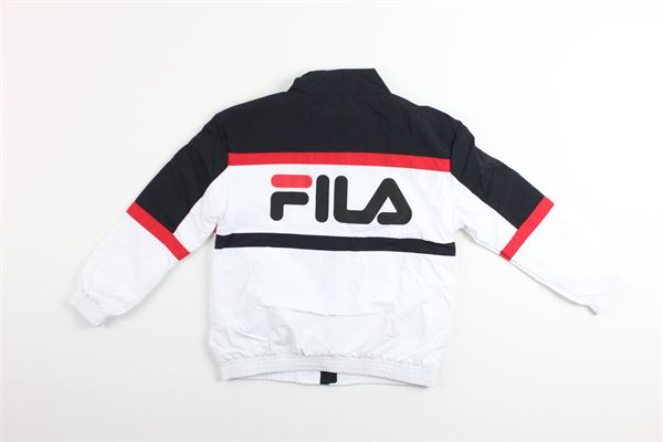 FILA   Jackets   687262BIANCO/NERO