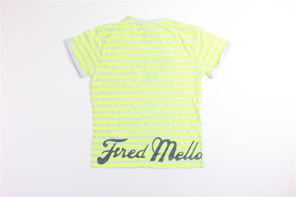 FRED MELLO |  | 018330GRIGIO/GIALLO