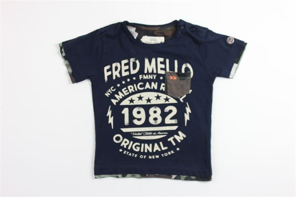 FRED MELLO |  | 018459BLU