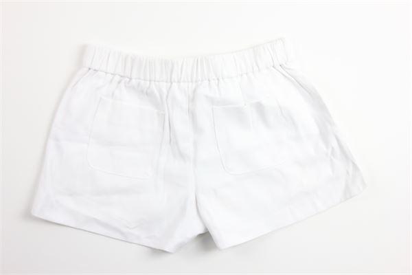 FUN & FUN | Shorts | FNJSO3851BIANCO