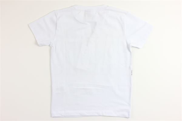 t-shirt mezza manica con stampa tinta unita GAELLE   T-shirts   2736M0005BIANCO