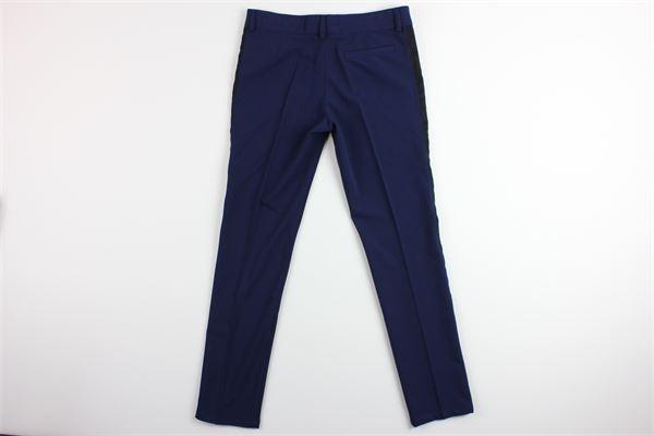 GAGA' | Trousers | GAGAPANTALONE1BLU