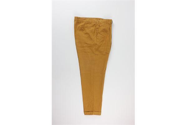 GERMANO | Trousers | 8919SENAPE