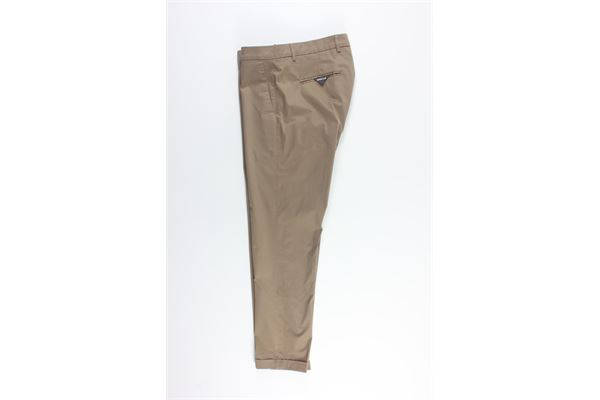 GOLDEN CRAFT | Trousers | 5193TABACCO