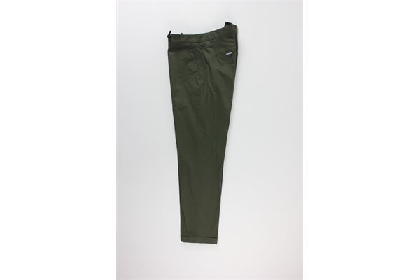 GOLDEN CRAFT | Trousers | 5193VERDE MILITARE