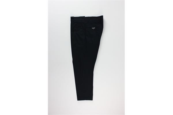 GOLDEN CRAFT | Trousers | 5195NERO