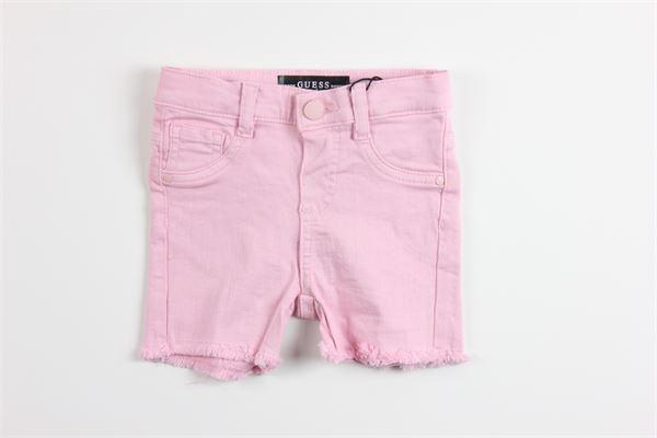GUESS | Shorts | K02D06ROSA