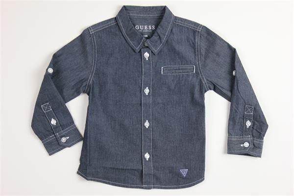 GUESS | Shirts | N02H00BLU