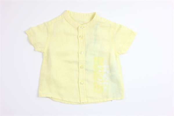 GUESS | Shirts | N02H03GIALLO