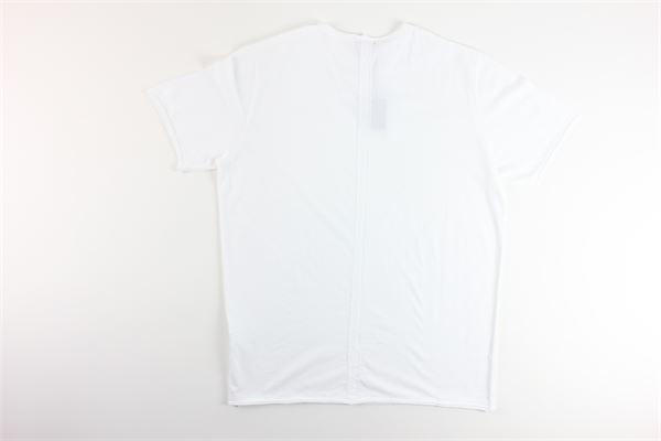 t-shirt basic tinta unita 100%cotone I MARSILI | T-shirts | S12BIANCO
