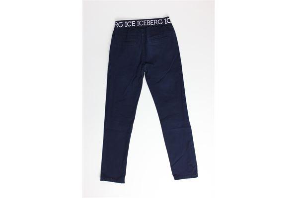 ICEBERG | Trousers | CMP2124JBLU
