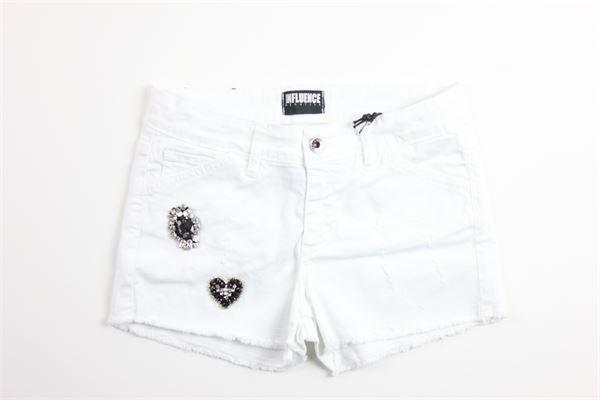 INFLUENCE | Shorts | 1NSH2001BIANCO