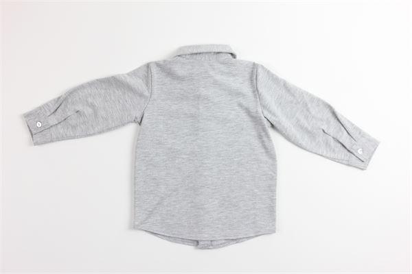 camicie tinta unita manica lunga J.O. MILANO | Camicie | 666E4GRIGIO