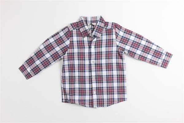 camicia fantasia a quadri J.O. MILANO | Camicie | 966I1MULTICOLOR