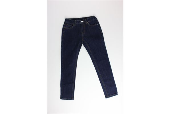 jeans in denim con stampa JOHN RICHMOND | Jeans | RBP19010JEJEANS