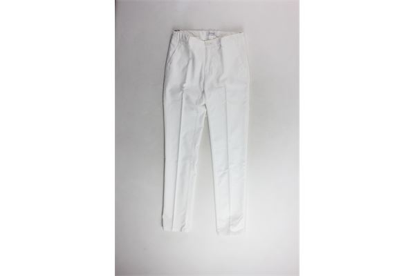 JOHN TWING | Trousers | JT1196BIANCO